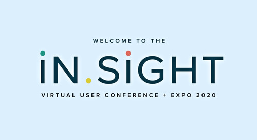 Five Key Takeaways from Our 2020 in.sight Virtual Conference + Expo