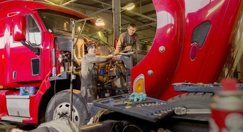 National Technician Appreciation Week Shines a Light on the Importance of Fleet Maintenance Pros