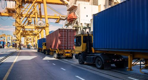 Trimble Recognized as 2021 FreightTech 100 Winner