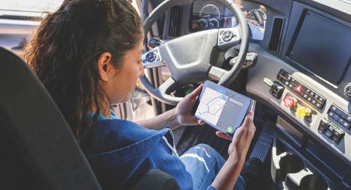 Top 5 ways a comprehensive commercial navigation solution can improve fleet efficiency