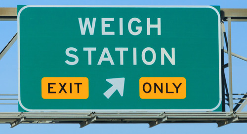 Top 4 Misconceptions About Weigh Station Bypass Programs