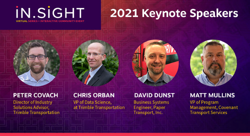 Catch the Replay: Beyond Buzzwords - Applying AI and Machine Learning to Transportation