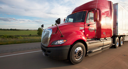 Roehl Transport Drives Safety and Efficiency in the Last Mile