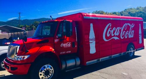 Middlesboro Coca-Cola's Move to TMT SaaS for Fleet Maintenance  Generates Measurable Savings