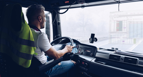 The Future of Fleet Mobility: Q&A with Trimble's Adrian Harding