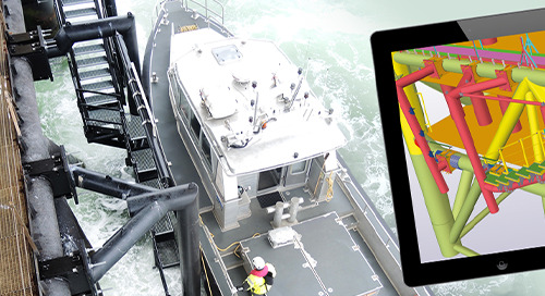 Tekla Structures sails ahead on offshore projects