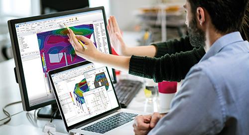 Slab deflections made easy with Tekla Structural Designer