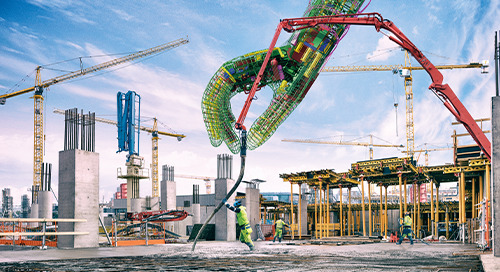 Five common issues encountered by concrete contractors