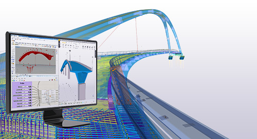 Easy steps to more efficient bridge design workflow