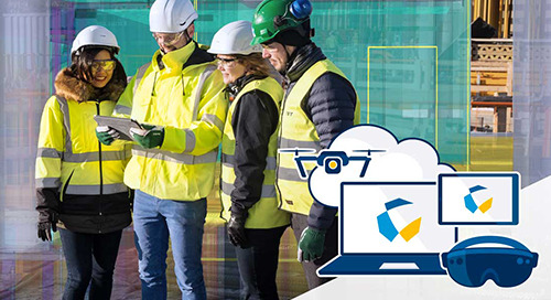 Get the most out of your constructible information with Trimble Connect