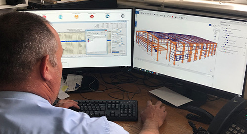 Wareing Buildings takes control of its workflow, with Tekla PowerFab