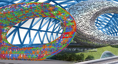 How the Museum of the Future is stretching the limits of structural engineering