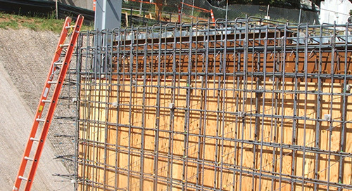 Formwork modelling with DPR Construction