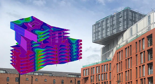 Making the architecturally striking and the structurally complex possible, with Tekla Structural Designer
