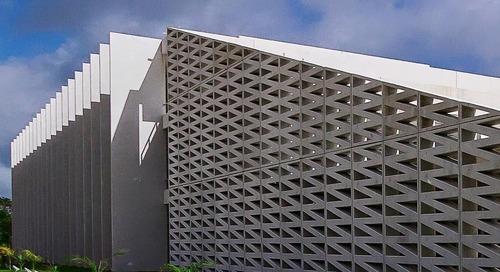 Arquitectura y Estructura en armonía a través del concreto prefabricado