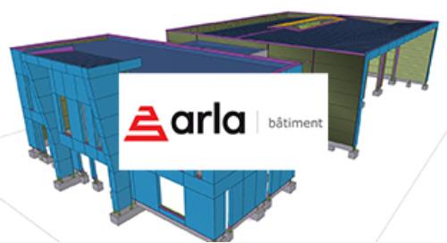 Les solutions BIM Tekla pour l'enveloppe du bâtiment
