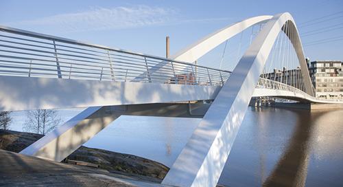 BrIM-Vorzeigemodell: Die Isoisä-Brücke