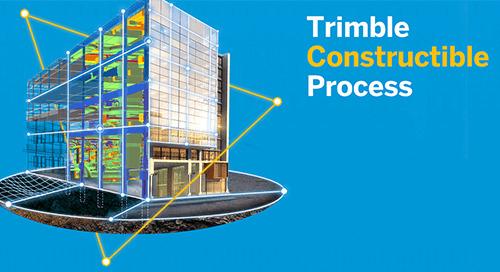 Was ist der Trimble Constructible Process?