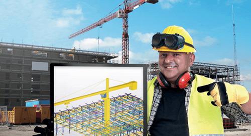 eBook: Intelligente Stahlbaufertigung – Logistik & Montage