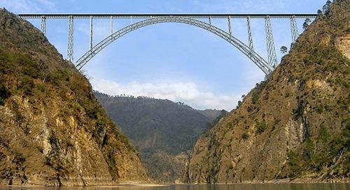 Hoch hinaus mit Bridge Information Modeling (BrIM) in Indien