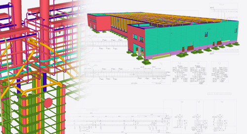 Von 2D zu 3D: Ingenieurteam Trebes startet im Massivbau in die Digitalisierung