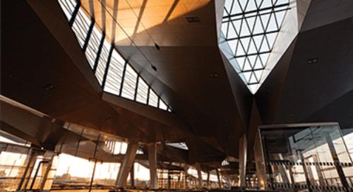 Unger Steel: Anspruchsvoller Stahlbau für den Hauptbahnhof Wien