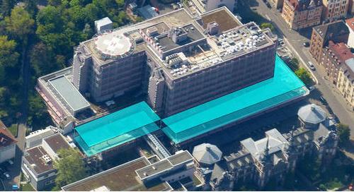 Marienhospital Stuttgart: Klinikumbau bei laufendem Betrieb
