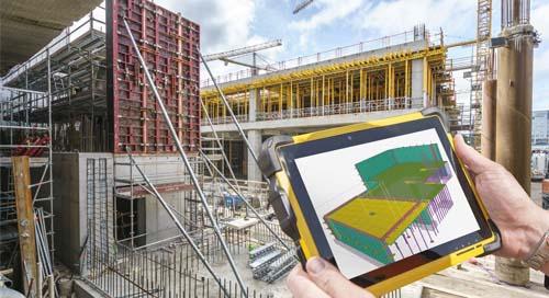 Warum Bauunternehmen ihre Schalungsplanung jetzt optimieren sollten
