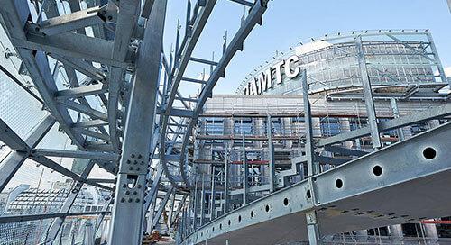 Unger Steel Group: Optimale Ergebnisse durch BIM