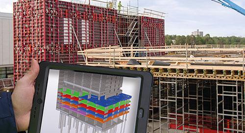 Tekla-Software für Bauunternehmen