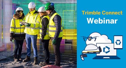 Trimble Connect: Ihr Tor zur BIM-Welt