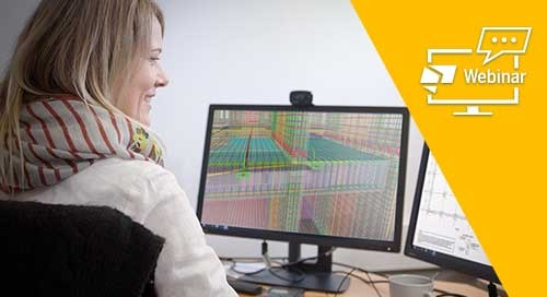 Kollisionsfreie 3D-Bewehrung von der Planung bis auf die Baustelle