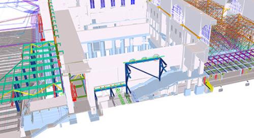Projekt Bonatzbau: Boll und Partner setzt auf modellbasierte Planung und Ausführung