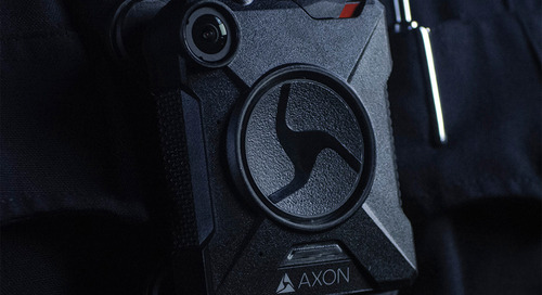 5 Insights From the UK's Biggest Body-Worn Camera Deployment