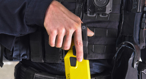 How TASER CEWs Protect Life and Enhance Safety
