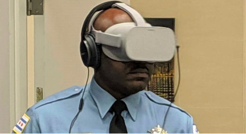 VR Training: What's in the Works