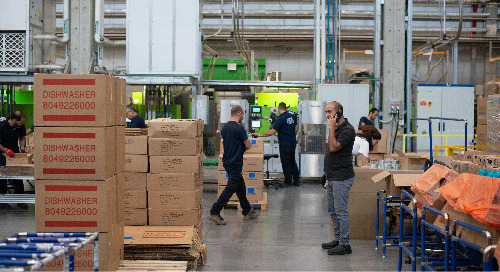 Axon Solutions for Warehousing and Distribution