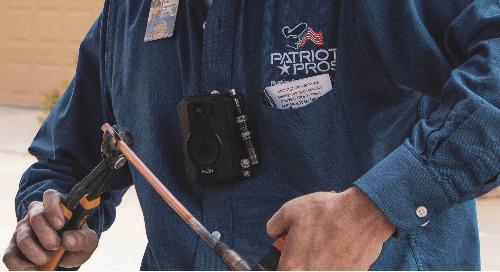 Body-Worn Camera Advantages: Better Behavior