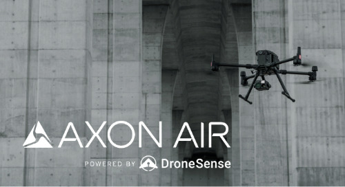 Past, Present, and Future of Drones in Law Enforcement