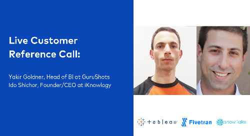 Live Customer Reference Call: GuruShots & iKnowlogy