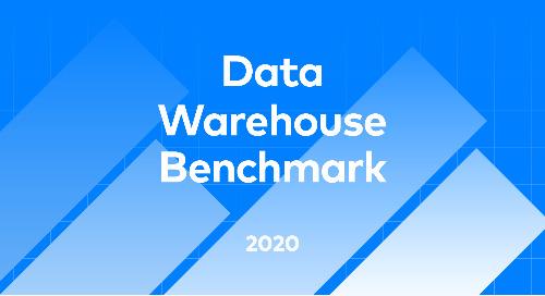2020 Data Warehouse Benchmark