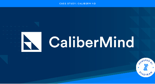 CaliberMind Onboards Customer Data With Fivetran