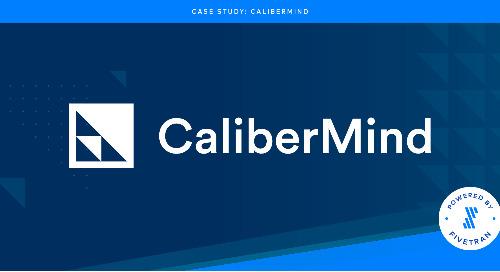CaliberMind Onboards Customer Data With Fivetran