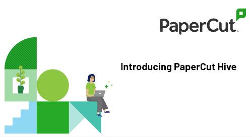 PaperCut Hive Sales Presentation