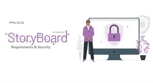 ACDI StoryBoard Security
