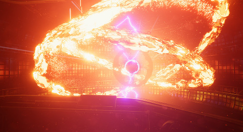 VFX Graph - Building Visual Effects in the Spaceship Demo
