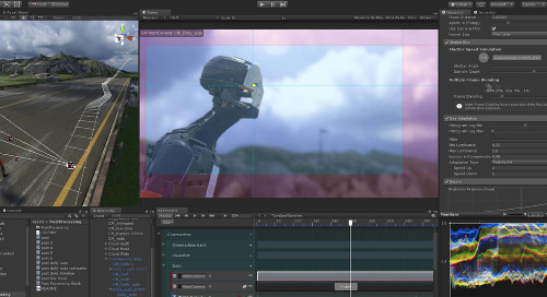 Cinemachine: Powerful Camera Tools for Games and Film