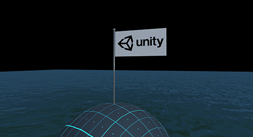 Making a Flag Wave with Shader Graph