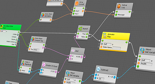 Introduction to Bolt: Unity's New Visual Scripting Tool