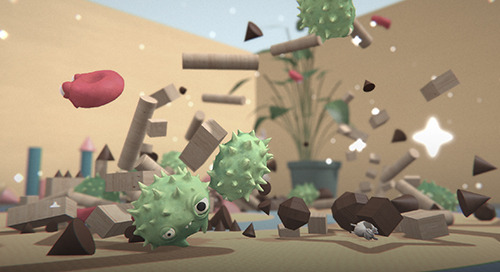 Prototype Series – Physics Playground: Slow Motion and Gravity